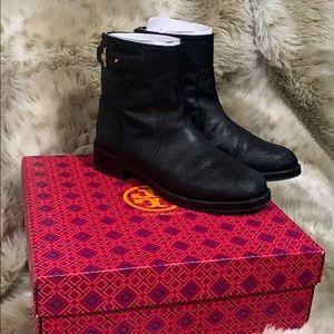 Tory Burch Shoes - Tory Burch Black Booties